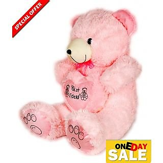 2 feet Jumbo Teddy (Soft & Plush)