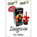 Buy 1 Ziaagra Massage Oil GET  1 FREE  ( COMBO OFFER )