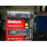 Premium Quality Shruti Brand MP3 Player With USB / Remote Control / SD / AUX In / MMc Card With FM Tuner