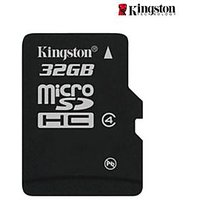 Kingston Kingston 32GB Micro SD Memory Card