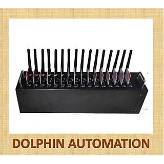 Dolphin Automation 16 Ports USB Modem Pool