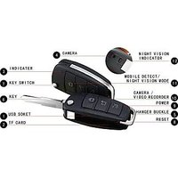Spy Night Vision Keychain Camera CODE:-275