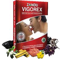 Zandu Vigorex Capsules Pack Of 50 Capsules