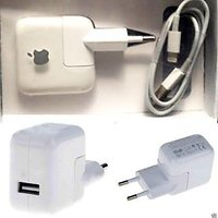 INDIAN PIN 10W Wall Home Charger Adapter For Apple IPad/iPad 2/iPad 3/iphone 5