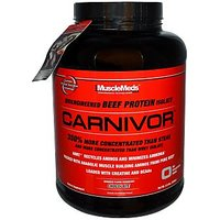 MuscleMeds Carnivor Beef Protein Isolate - 2KG - Chocolate Flavour