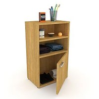 Doric II Multipurpose Storage Cum Multi Purpose Storage Cabinet