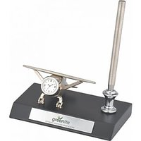 DESIGNER AEROPLANE CLOCK MODEL 417