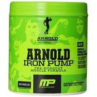 Muscle Pharm Arnold Schwarzenegger Series Iron Pump Pre-Workout Formula,