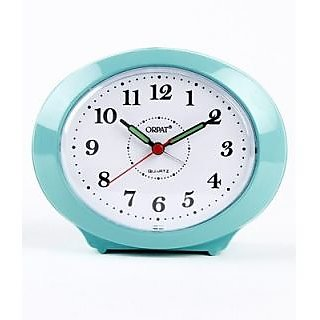 Orpat Tbb-307 Analog Clock(Green)