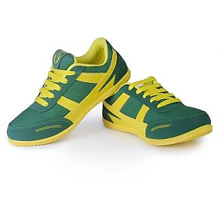 Daily Wear Sports Men's  Shoes By CHAZER_green
