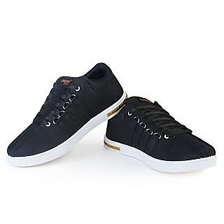 Trendy Sports Men's Shoes By CHAZER_black