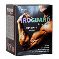 Hhc Iroguard Powder (the Power Of Ashwagandha, Shatavar & Draksha) - Pack Of 300