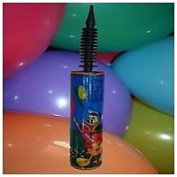 Free Balloons (100 Psc.) WithBalloon Inflator Manual Balloon Pump