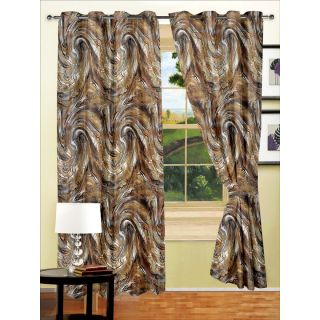Story Home Nature Window Curtain - WNR2045