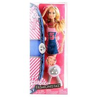 Barbie Fashionista Doll - Summer (0200000235900)