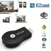 EZCast Chrome Cast WiFi Display Receiver Streaming Media Player Miracast