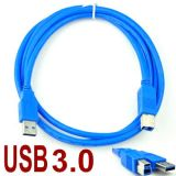 Usb 3.0 High Speed Printer Cable A-b A To B 1.8m 1.8 Meter With 1 Year Warranty