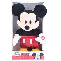 Disney Dancing Mickey Plush Toy 12""