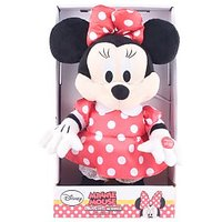 Disney Dancing Minnie Plush Toy 12""