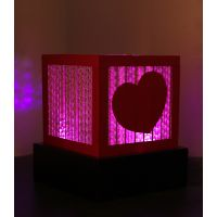 Sylvn Studio Amor Small Table Lamp -AL1311