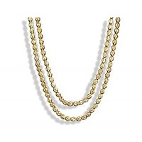 Womens Trendz Pohe Haar Necklace