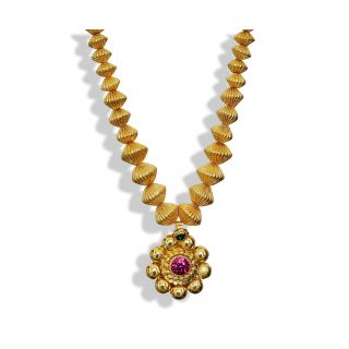 Womens Trendz Alter Net Jav Mani Haar Necklace