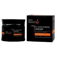Bio Mantra Spf 40+ Sunscreen  Cream