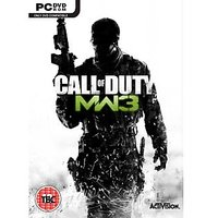 CALL OF DUTY MODERN WARFARE 3 PC GAME [ NO CASH ON DELIVERY