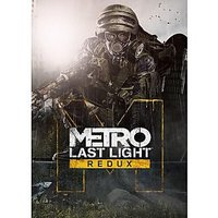 METRO REDUX LAST LIGHT PC GAME [ NO CASH ON DELIVERY