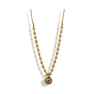 Womens Trendz Drakash Moti Haar Necklace