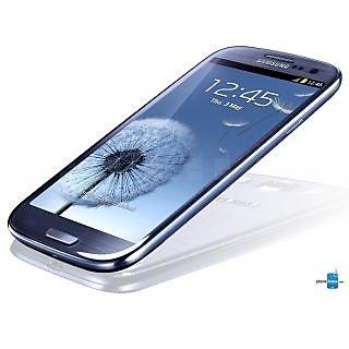 NEW SAMSUNG GALAXY S3 16 GB 2GB RAM -CDMA - BLUE