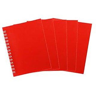 Imported Eco Friendly 5 Pcs Set Notebook