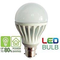 LED BULB 5W BRIGHT WHITE LIGHT LED BULB SAVING ENERGY Set OF 10 Pcs