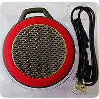 SOMHO Traveling Bluetooth Speaker - Red