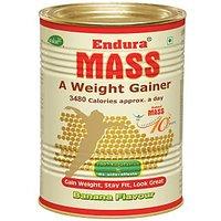 Endura Mass A Weight Gainer (500 Gm Banana)