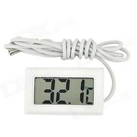 Digital LCD Thermometer For Refrigerator, Fridge, Freezer Temperature -50~110°C