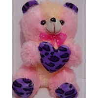 AGS 184 Teddy Bear , Valentine Gift Child, Birthday, Soft Toys