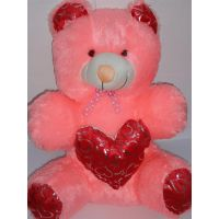AGS 185 Teddy Bear,big Size 2 Feet , Valentine Gift Child, Birthday, Soft Toy