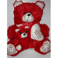 AGS 187 Teddy Bear , Valentine Gift Child, Birthday, Soft Toys