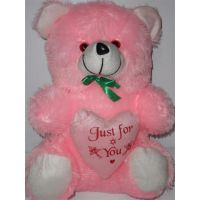 AGS 193 Soft Toys, Teddy Bear Gift Child, Birthday, Friend, Valentine
