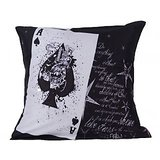 Ace Playing Card Cushion Covers Digitally Printed