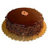 Floral Mall Eggless Truffle Cake Half Kg.