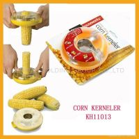 The One-Step Corn Kerneler With Stainless Steel Blades: Easier, Quicker, Cleaner