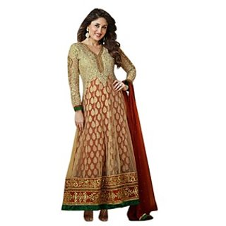 First Loot Kareena S Charismatic Embroidered Anarkali