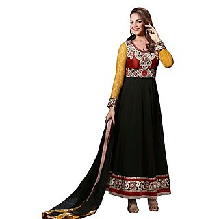 First Loot EshaS Astonoshing Embroidered Anarkali Suit