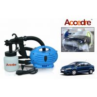 Accedre Paint Zoom Spray Gun With Motor Paint Bottle-Volkswagen Vento
