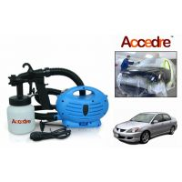 Accedre Paint Zoom Spray Gun With Motor Paint Bottle-Mitsubishi Lancer Cedia