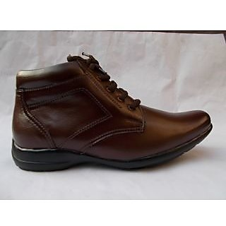 Men's Casual Shoes B-20 L Brown
