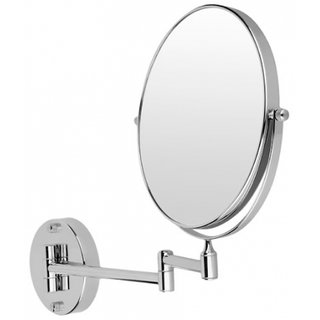 Zahab Magnifying Mirror With Swivel Arm 6 inch