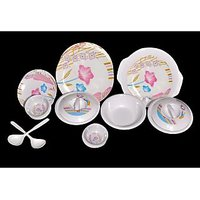 Choice 32 Pcs Melamine Dinner Set Le-Ch-004